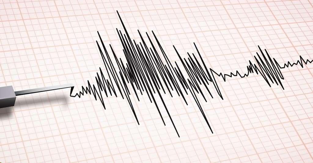 Suivi à l'aide d'un sismographe. © Microstock77, Fotolia