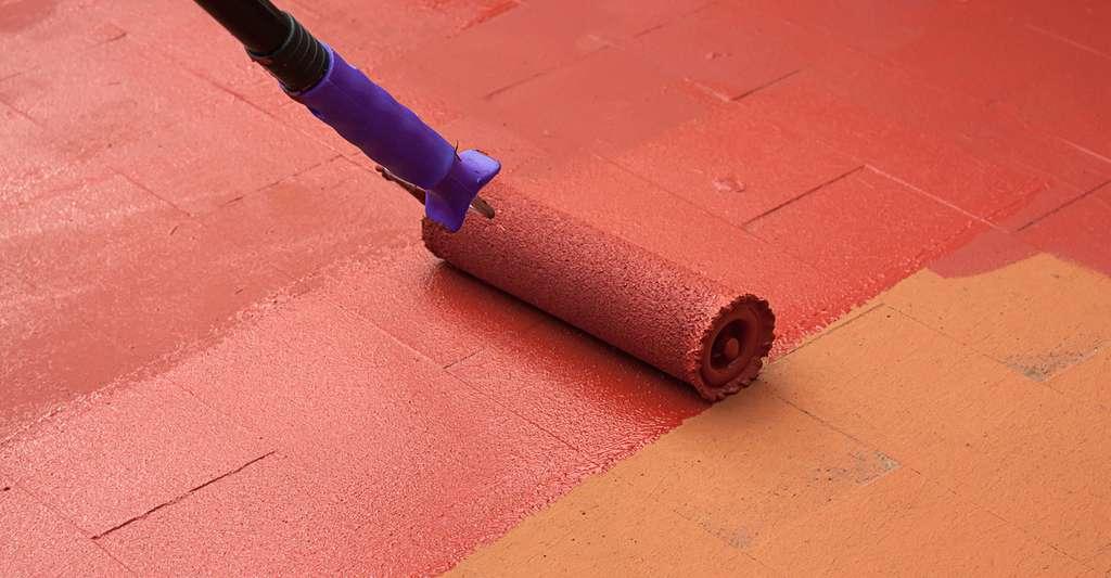 Quelle peinture choisir pour le sol ? © Maicasaa, Fotolia