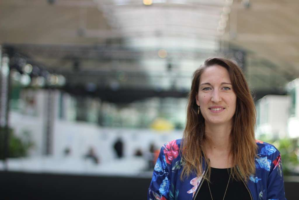 Interview avec Hélène Levrault, directrice générale de Verdikt et ancienne élève d'EPITA. © DR