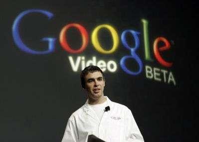 Larry Page a annoncé en fin de semaine dernière au CES de Las Vegas le lancement du magasin en ligne de vidéos Google Video Store