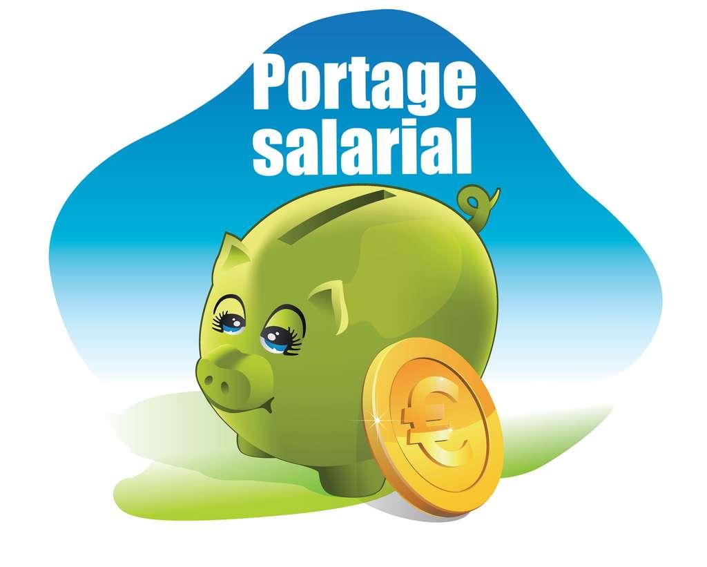 Le portage salarial permet d'être travailleur indépendant et salarié. © Kotoyamagami, Fotolia