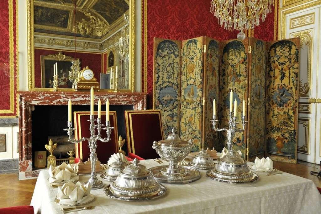 « Le repas du roi Louis XIV », France.tv éducation. © Christian Milet