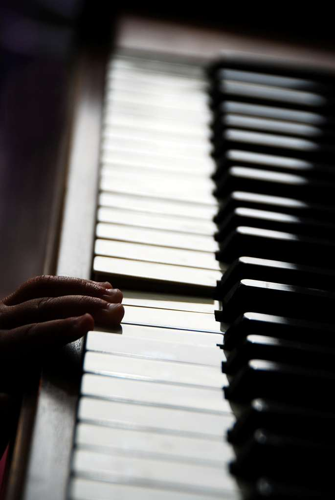 La musique est bénéfique pour le cerveau. Surtout si on commence tôt ! © Vally, StockFreeImages.com