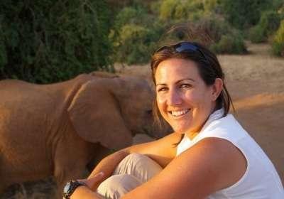 Lucy King a été récompensée par le Programme des Nations unies pour l'environnement. © DR