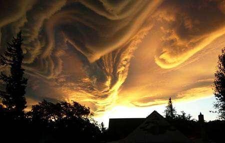 Hanmer Springs, Nouvelle-Zélande. Source : Cloud Appreciation Society / Merrick Davies. Cliquer pour agrandir.