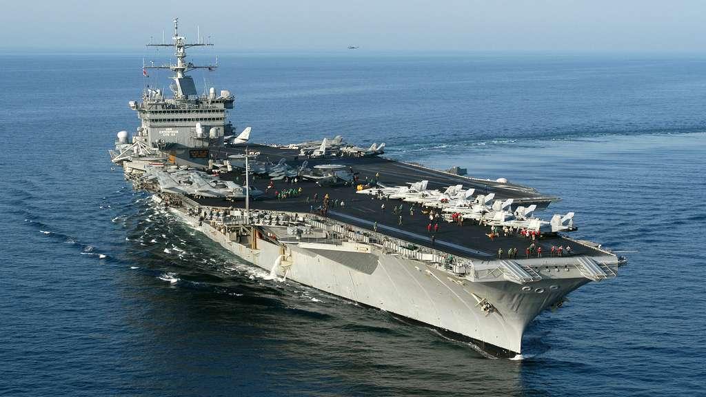 L'USS Enterprise CVN 65