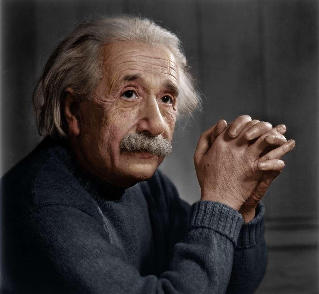 Albert Einstein s'est vu attribuer un prix Nobel pour ses travaux sur l'effet photoélectrique. Ils allaient le conduire à la découverte de l'effet laser en 1917. © InformiguelCarreño, Wikimedia Commons, CC by-sa 4.0