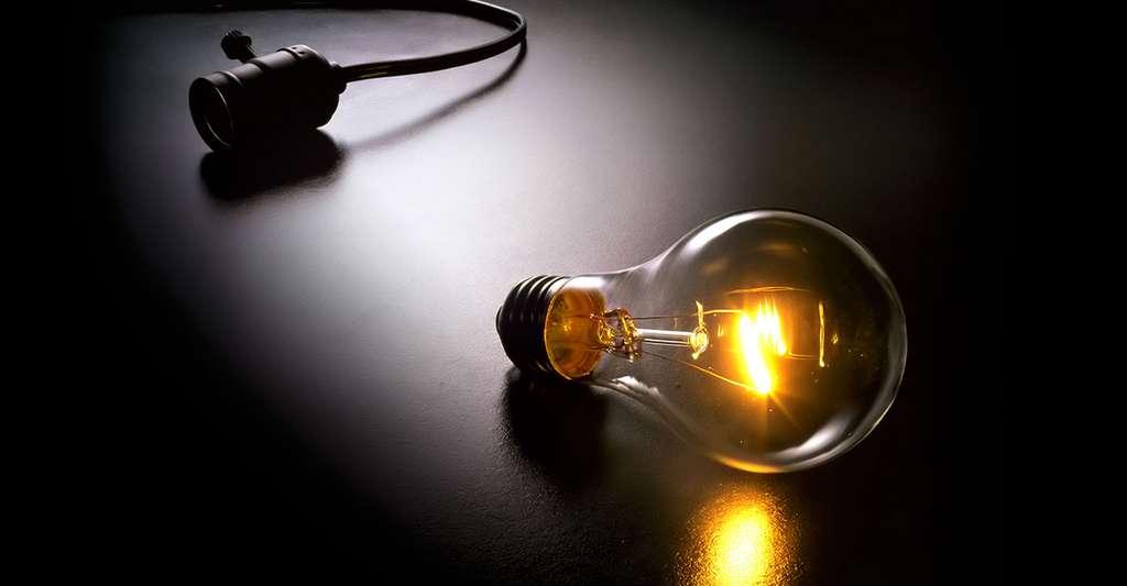 L'ampoule incandescente. © Kipp Baker CC by-nc 2.0