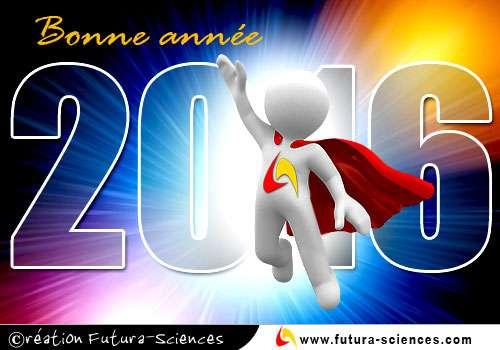 Super 2016 ! bonne année