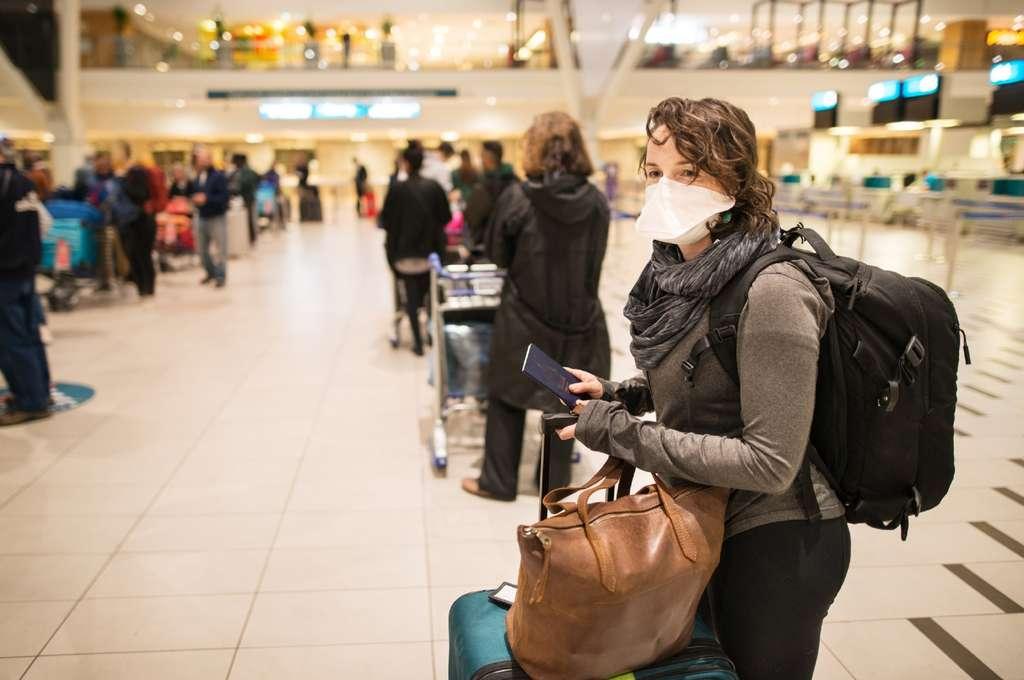 Basée sur les nombreuses données officielles disponibles en ligne, une enquête a permis d'établir que les cas liés à des voyages en Chine, en Italie ou en Iran représentaient près des deux tiers des premiers cas de Covid-19 signalés dans les pays touchés. © AJ_Watt, IStock.com