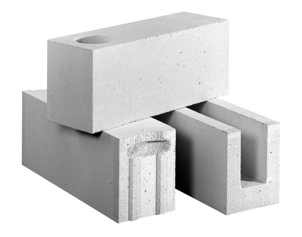 Le nombre 25 correspond à la largeur en centimètres des blocs Ytong Energie. Deux hauteurs disponibles, 25 et 30 cm, pour une même longueur de 62,5 cm. © Xella