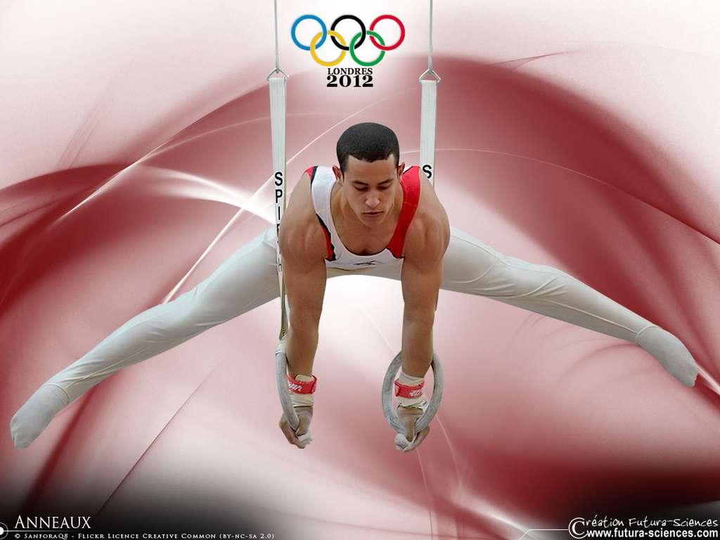 Jeux Olympiques : Anneaux