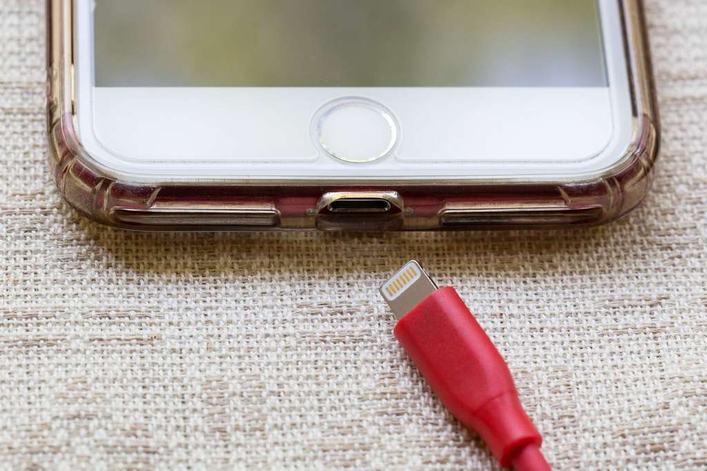 La prise Lightning des iPhone fait de la résistance et n'arrange personne. Une directive pourrait bien avoir raison d'elle. © mhoppsy, Pixabay