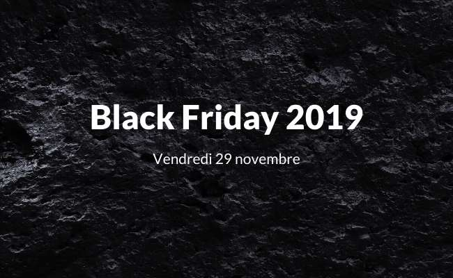 L'édition 2019 du Black Friday débutera le vendredi 29 novembre. © Unsplash