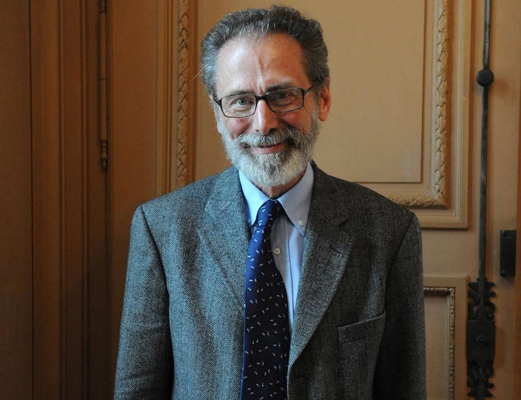 Yves Meyer. © B. Eymann, Académie des sciences