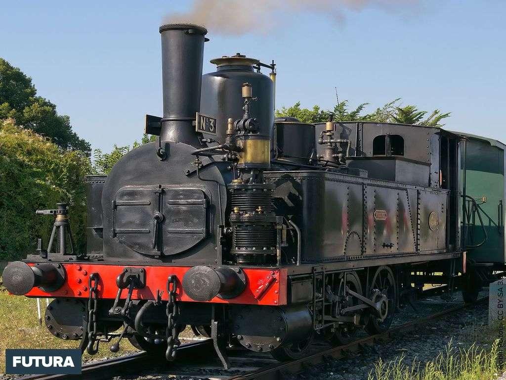 "Locomotive Schneider Creusot 030-T ""Progrès"""