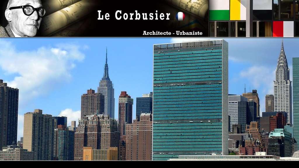 Le Corbusier et la révélation de la verticalité à New York