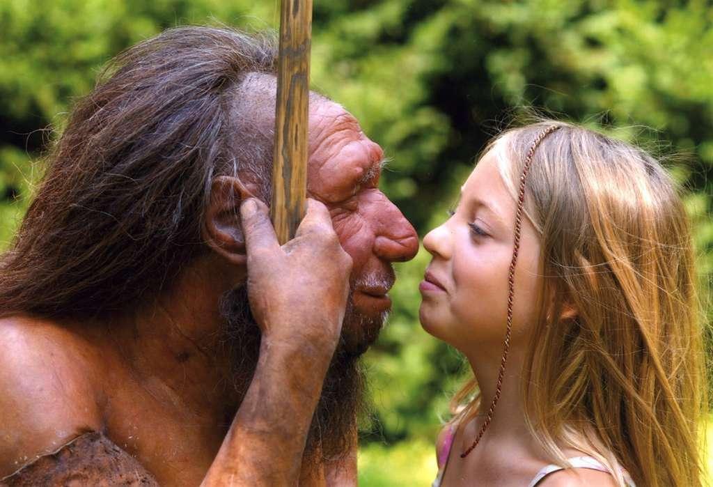 L'Homme de Néandertal et Homo sapiens se sont métissés plus d'une fois. © Neandertal Museum, Mettmann, Allemagne, CC by-sa 4.0