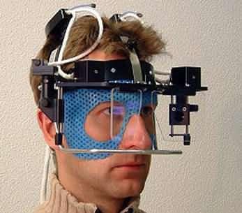 Le dispositif de l'expérience ETD (crédits : A.Clarke)