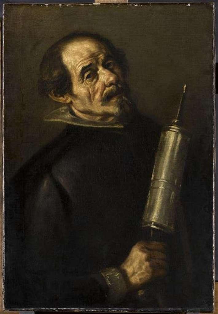 « L'homme à la seringue », anonyme école espagnole, XVIIe siècle. Musée du Louvre, Paris. © RMN-Grand Palais (musée du Louvre), Frank Raux