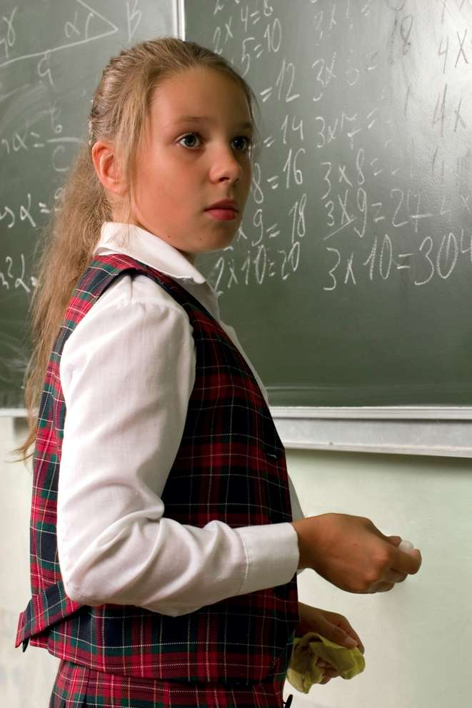 Un sommeil perturbé pendant l'enfance, et les résultats en mathématiques et en lecture peuvent en pâtir. Surtout chez les filles... © Genlady, StockFreeImages.com