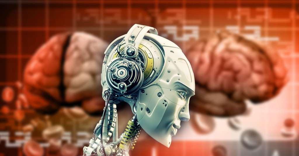 Le cerveau des robots. © Ociacia, Shutterstock
