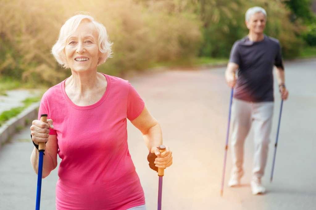 L'activité physique participe à l'espérance de vie en bonne santé. © Viacheslav Iakobchuk, Fotolia