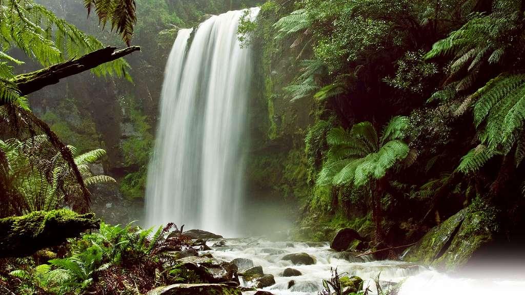 Les chutes Hopetoun en Australie