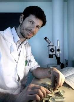 Le docteur Philippe Charlier (Crédits : http://www.cudl-lille.fr)