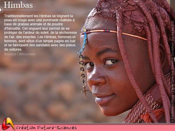 Himbas - Namibie