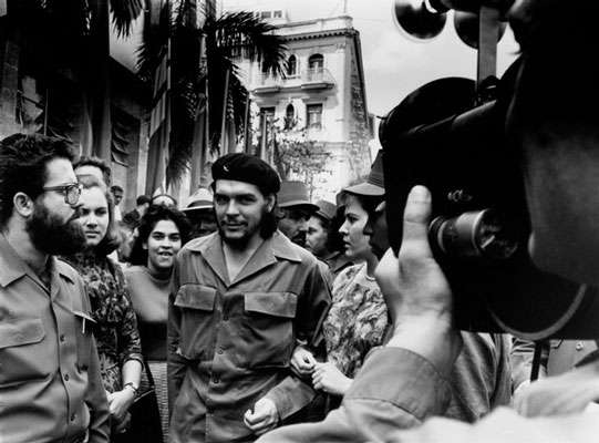 Che Guevara. © Alberto Korda, Wikimedia commons, DP