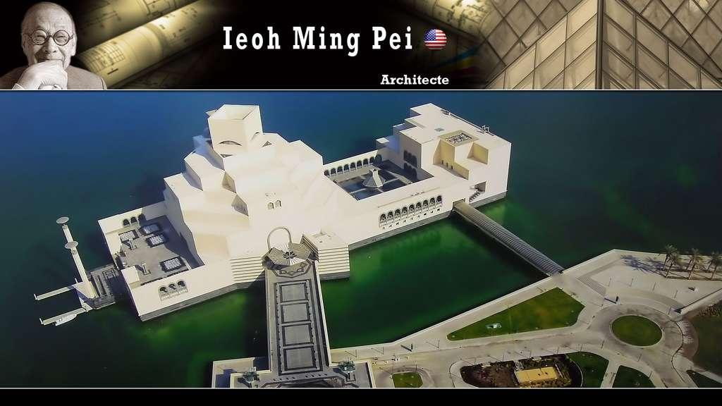 Le musée d'art islamique de Doha repose sur une île artificielle