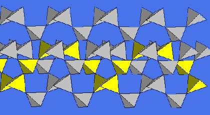 Hélice à 6 tétraèdres