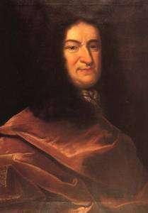 Cliquer pour agrandir. Gottfried Wilhelm von Leibniz. Crédit : University of Massachusetts Lowell