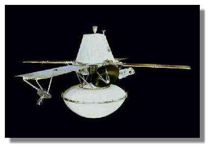 Viking avait pour but de détecter des traces de vie sur Mars. © Nasa