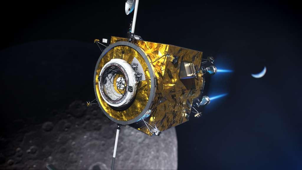 La firme Maxar a été choisie par la Nasa pour son module de propulsion pour la station orbitale Gateway. © Nasa