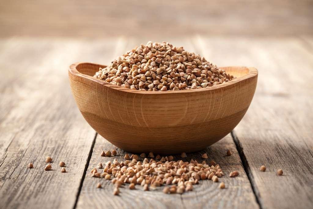 Le sarrasin est aussi appelé blé noir mais ne contient pas de gluten. © ffphoto, Fotolia