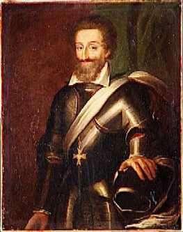 Henri de Navarre. © Domaine public