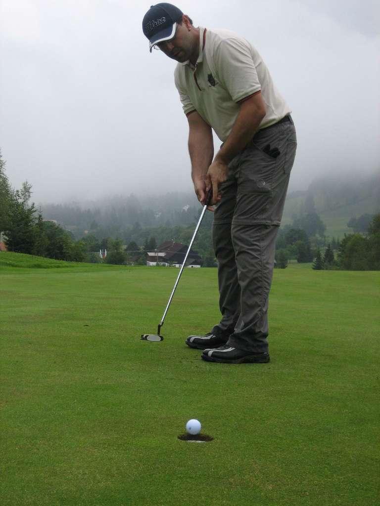 Le béryllium, prisé pour sa légèreté, est l'un des métaux utilisés dans la fabrication des clubs de golf. © Maedi, Flickr, CC by-nd 2.0