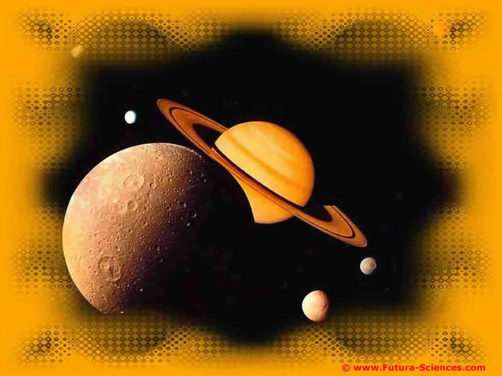 Astres et Saturne