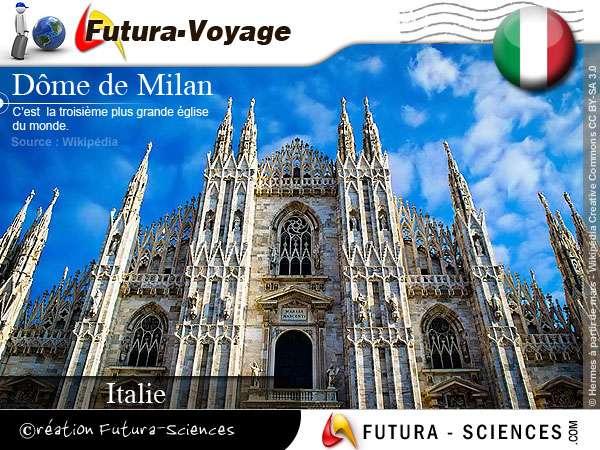 Le Dôme de Milan - Italie