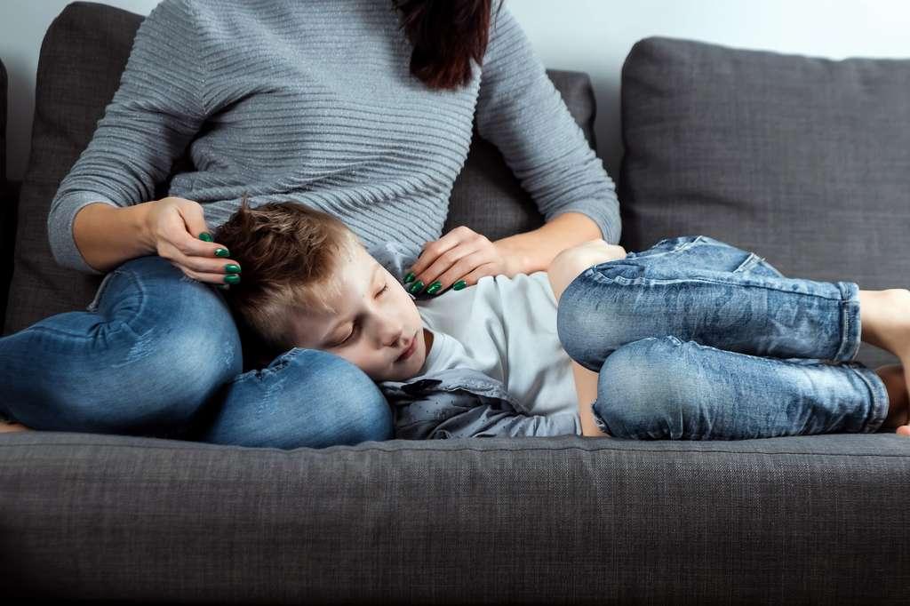 Les enfants autistes souffrent souvent de troubles gastro-intestinaux. © Aliaksandr Marko, Fotolia