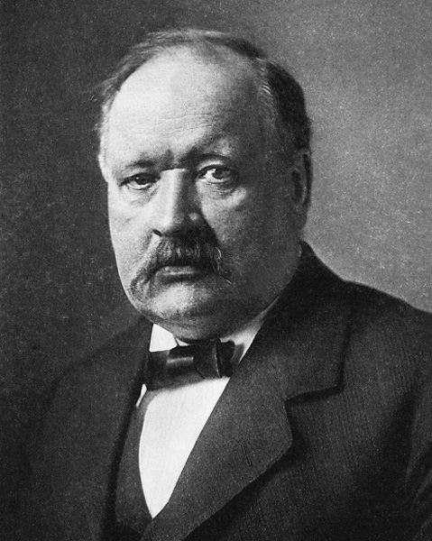 Svante Arrhenius (1859-1927) était un chimiste suédois, lauréat du prix Nobel de chimie en 1903 en raison de ses travaux de pionnier dans de nombreux domaines. © Wikipédia, DP