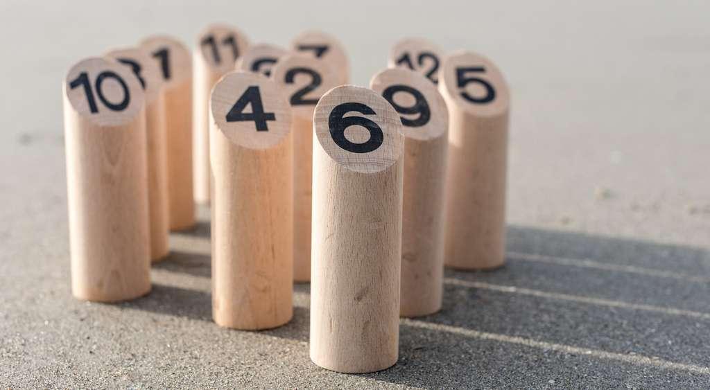 Entre 1 et 100, il existe 22 nombres entiers qui ne peuvent pas s'écrire comme la somme de trois entiers relatifs élevés au cube. Parmi eux, 4, 5, 13 et 14. © Chopard Photography, Fotolia