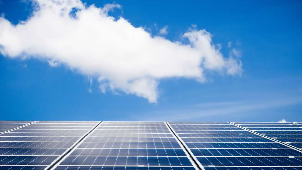 Les panneaux solaires photovoltaïques
