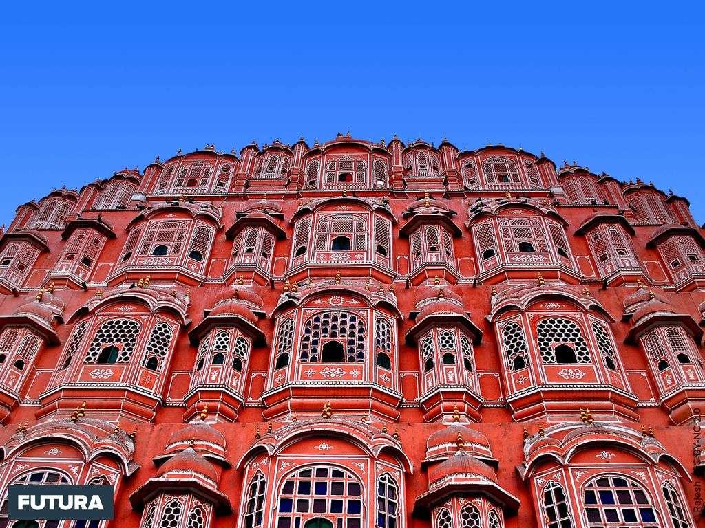 Hawa Mahal Rajasthan - Inde