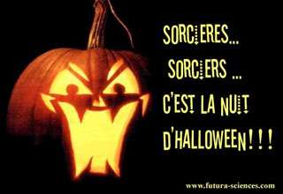 Le 31 octobre, on fête Halloween. © Futura-Sciences