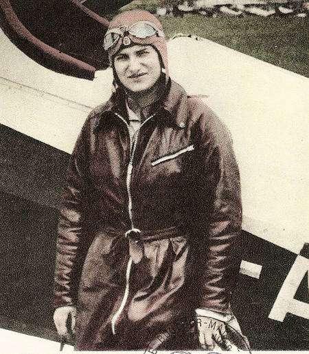Hélène Boucher en 1933. Auteur anonyme