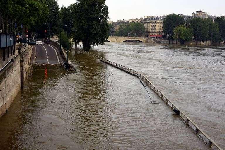 Le réchauffement climatique altère les crues des fleuves et des rivières à travers l'Europe, selon les conclusions d'une vaste étude qui vient de paraître dans la revue américaine Science. © AFP photo, Bertrand Guay