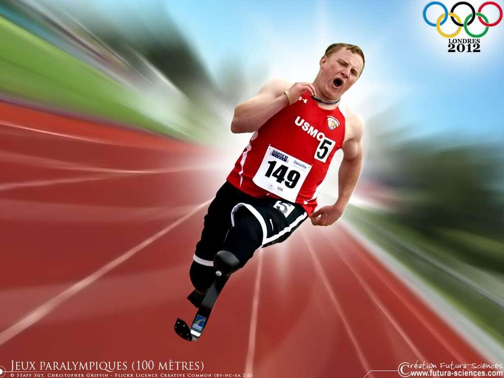 Londres 2012 Jeux Paralympiques